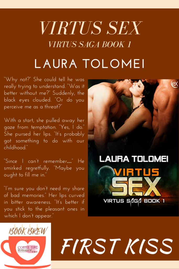 Virtus Sex by Laura Tolomei - CTR First Kiss