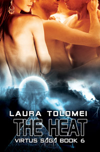 Virtus 6 The Heat by Laura Tolomei (Lalla Gatta) #LauraTolomei #LallaGatta